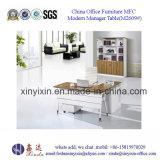 Muebles de alta calidad de Italia del escritorio de oficina ejecutiva de piel