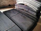 Расширенная чернотой панель металла в размере 45X90mm отверстия