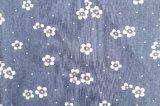 かわいく多彩なジーンズのためのパターンによってDemin印刷されるファブリック