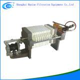 Máquina automática de la placa y del filtro del marco o filtro de la prensa