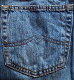 Máquina de costura Pocket automática industrial de Welting do Sell quente para calças de brim