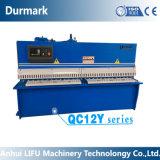 Coupeur de feuille de tonte de machine de la plaque QC12k-8*4000 en acier avec du ce reconnu