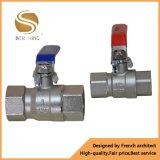 Geschmiedetes Cw617n Messingkugelventil-Wasser-Ventil-und Gas-Kugelventil