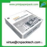 Qualitäts-abgrifffestes Pappdrucken kundenspezifischer Geschenk-Kasten für das iPad Verpacken