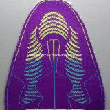 Flyknitのスポーツの靴甲革、靴ファブリック材料