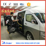 Levage de fauteuil roulant automobile pour Van ou MPV avec Cecertificate et capacité de charge 350kg