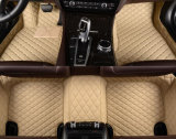 Cuir du couvre-tapis 5D d'étage de véhicule pour Infiniti Qx 56 2006