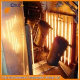 Промышленный газ/электрическое инфракрасный леча печи