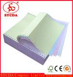 2/3 capa de papel autocopiativo papel de impresión por ordenador