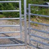 Горячая окунутая гальванизированная загородка скотин