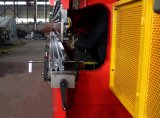 Buigende Machine van de Rem van de Pers van het Metaal van het Blad van Nc de Hydraulische