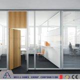 Partitions en verre et portes de partition en verre