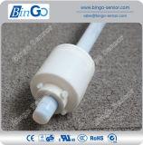 Trasmettitore continuo rivestito di alluminio del livello del galleggiante dell'alloggiamento PTFE con la flangia SUS304/SUS306 per liquido acido