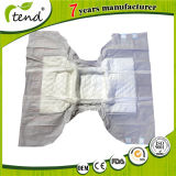 Plastikrückseitiger PET Film-erwachsene Windelnincontinence-Windeln mit pp.-Band