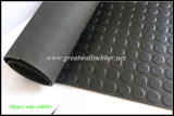 Strato di gomma del Serpente-Pelle-Reticolo, moquette di gomma antiscorrimento della stuoia (vite prigioniera di checker+diamond+round-button+wide-ribbed+fine-ribbed+Marbleized+willow-leaf+Small)