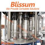Zähflüssige Flüssigkeit-Plomben-Maschinerie für Plastikflasche