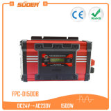 Suoer 24V 220V 1kw retifica o inversor puro da onda de seno (FPC-D1000B)