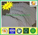 Duplexvorstand-Papier mit Grauer/Weiß-Rückseite