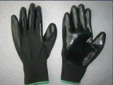 нитрил Coated Gloves-5029 вкладыша полиэфира 13G