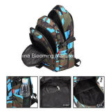 Напольный Backpack перемещения спорта камуфлирования подростка полиэфира способа 600d