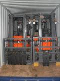 Carrello elevatore elettrico di Cpd30 3ton con il regolatore elettrico degli S.U.A. Curtis
