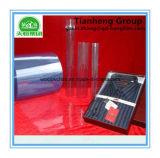 Пленка PVC 500 микронов высокой ясности твердая для вставки ворота
