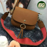 2017 Elegant Designer Handbags Bolsas de couro genuíno Shoudler Emg4805