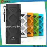 Altoparlante portatile di Bluetooth con il microfono incorporato (il nero)