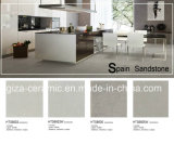 300*600mm graue Farben-Porzellan-Fußboden-Fliesen in der vollen Karosserie (G6605WHTS)