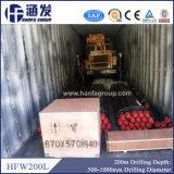 Exportado para Colômbia! ! ! Equipamento Drilling de poço de água