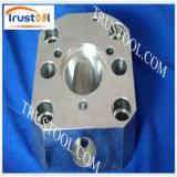 Pezzi di ricambio di giro di precisione dell'asta cilindrica dei pezzi meccanici di CNC della parte di metallo