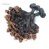 Onda brasileña de la carrocería del pelo humano de la Virgen de todas las longitudes en existencias