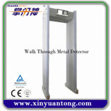 18/24 Zones Security Walk Through Metal Detector with Battery Backup