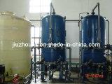 Traitement de l'eau de filtre de charbon actif
