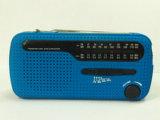 Neue Solar-Ladegerät Radio- Taschenlampe