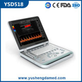 Hot 3D 4D Color Doppler Digital Laptop Ultrasound Scanner