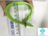 Freqüência ajustável esperta R/O da microplaqueta 125kHz do bracelete Tk4100 do Wristband RFID