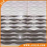 Azulejo de cerámica rústico decorativo de la pared del cuarto de baño del material de construcción 3D