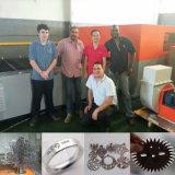 Máquina de estaca do laser da fibra da fonte 2kw com fonte de laser de Ipg