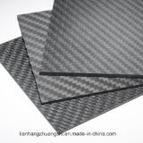 лист волокна углерода 2mm для плоскости RC