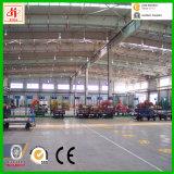 Garagem Prefab clara do carro/armazenamento/armazém construção de aço