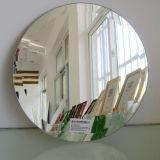 """Personalizzato intorno allo specchio d'argento dal vetro """"float"""""""