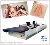 2000*2500mmの織物の自動布の打抜き機