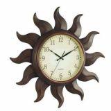 Horloge de mur en métal (KV8009)
