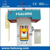 Máquina de alta pressão da imprensa de tijolo da economia Labor da operação da tecla
