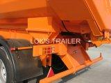 20cbm 2axles - U печатает полуприцеп на машинке сброса