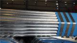 tubo d'acciaio galvanizzato estremità scanalato 300G/M2 di lotta antincendio dell'UL FM