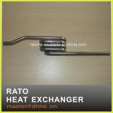 Tubo de la calefacción del acero inoxidable para la calefacción por agua