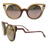 Occhiali da sole polarizzati su ordinazione del Ce UV400 di disegno dell'Italia degli occhiali da sole degli occhiali da sole all'ingrosso della Cina