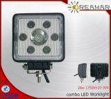 5 luz de trabajo cuadrada de la pulgada 28W 28W LED para los carros